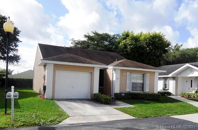 530 SE 22nd Ln, Homestead, FL 33033 (MLS #A11003837) :: The Paiz Group