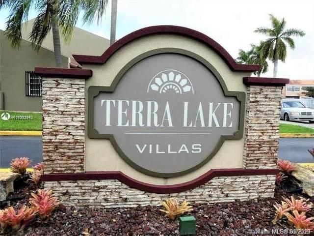 6440 SW 130th Ave #411, Miami, FL 33183 (MLS #A11003942) :: Berkshire Hathaway HomeServices EWM Realty