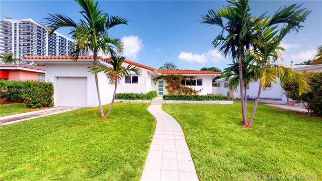 7549 Cutlass Ave, North Bay Village, FL 33141 (MLS #A11003993) :: Green Realty Properties