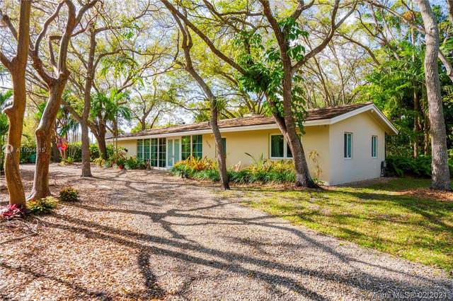 12740 SW 80th Ave, Pinecrest, FL 33156 (MLS #A11004015) :: The Teri Arbogast Team at Keller Williams Partners SW