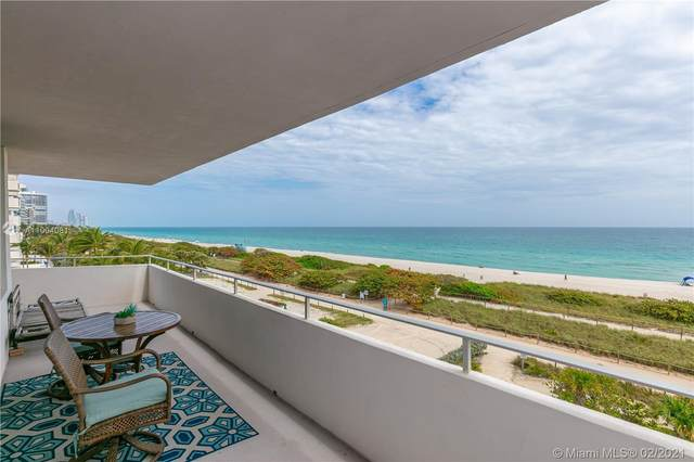 9225 Collins Ave #501, Surfside, FL 33154 (MLS #A11004081) :: Green Realty Properties