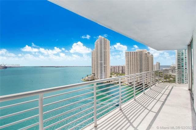 335 S Biscayne Blvd #1909, Miami, FL 33131 (MLS #A11004088) :: Compass FL LLC