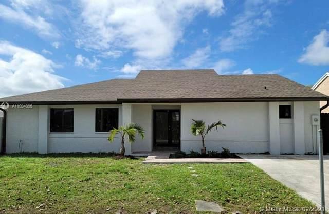 20560 SW 124th Pl, Miami, FL 33177 (MLS #A11004096) :: The Riley Smith Group