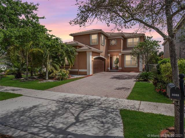 3065 SW 163rd Ave, Miramar, FL 33027 (MLS #A11004184) :: The Riley Smith Group