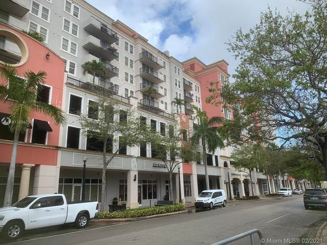 4100 Salzedo St #812, Coral Gables, FL 33146 (MLS #A11004233) :: Prestige Realty Group