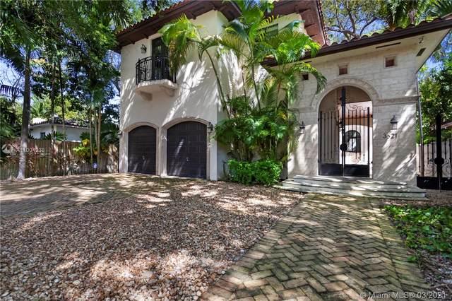 3621 S Le Jeune Rd, Miami, FL 33146 (MLS #A11004238) :: The Riley Smith Group