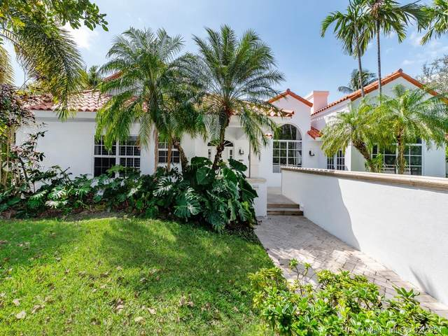 624 Curtiswood Dr, Key Biscayne, FL 33149 (MLS #A11004257) :: Berkshire Hathaway HomeServices EWM Realty