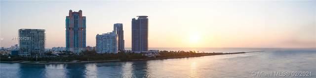 6800 Fisher Island Dr #6854, Miami Beach, FL 33109 (MLS #A11004281) :: Green Realty Properties