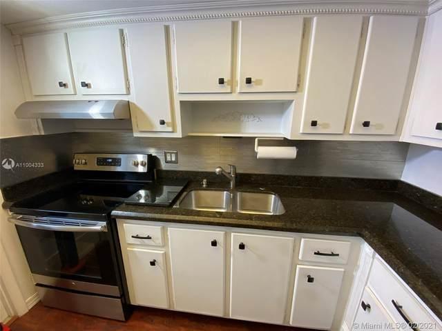 5800 Margate Blvd 122-1, Margate, FL 33063 (MLS #A11004333) :: Berkshire Hathaway HomeServices EWM Realty