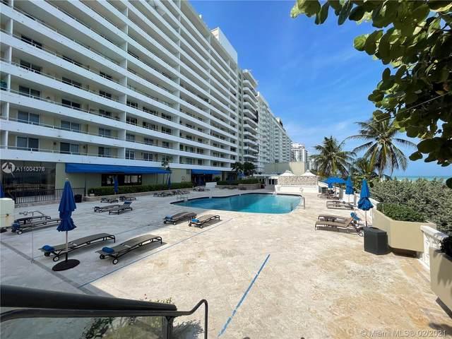 5555 Collins Ave 10B, Miami Beach, FL 33140 (MLS #A11004376) :: Re/Max PowerPro Realty