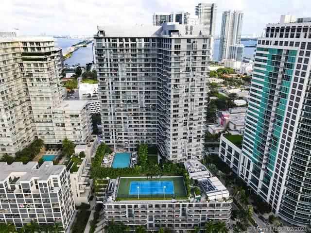 121 NE 34th St #1603, Miami, FL 33137 (MLS #A11004433) :: The Teri Arbogast Team at Keller Williams Partners SW