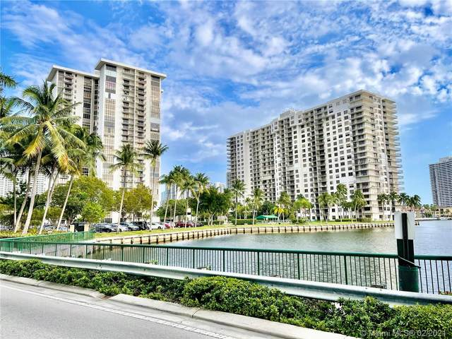 18151 NE 31st Ct #403, Aventura, FL 33160 (MLS #A11004529) :: The Teri Arbogast Team at Keller Williams Partners SW