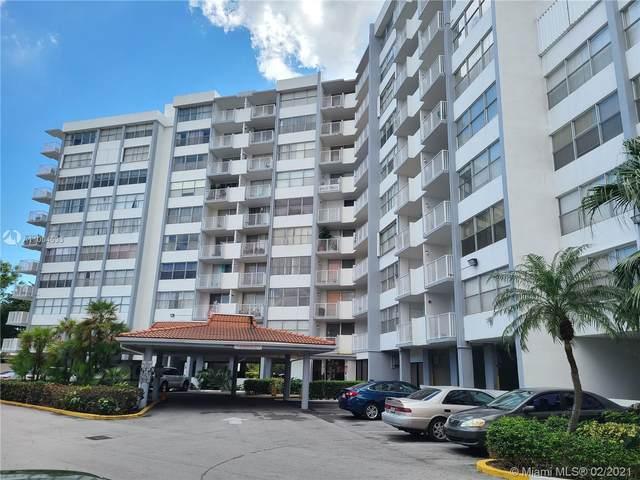 1300 NE Miami Gardens Dr 820E, Miami, FL 33179 (MLS #A11004533) :: Patty Accorto Team