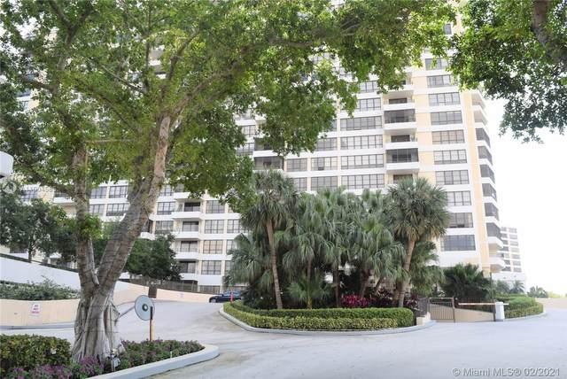 600 Three Islands Blvd #305, Hallandale Beach, FL 33009 (MLS #A11004585) :: Green Realty Properties