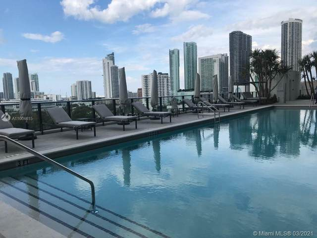 1600 NE 1st Ave #1807, Miami, FL 33132 (MLS #A11004615) :: The Riley Smith Group