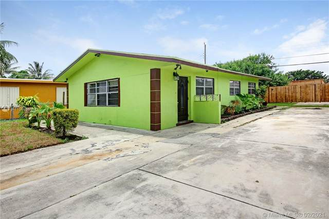 2836 NW 5th, Pompano Beach, FL 33069 (MLS #A11004658) :: The Teri Arbogast Team at Keller Williams Partners SW