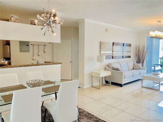 17100 S Bay Rd #1902, Sunny Isles Beach, FL 33160 (MLS #A11004665) :: The Riley Smith Group