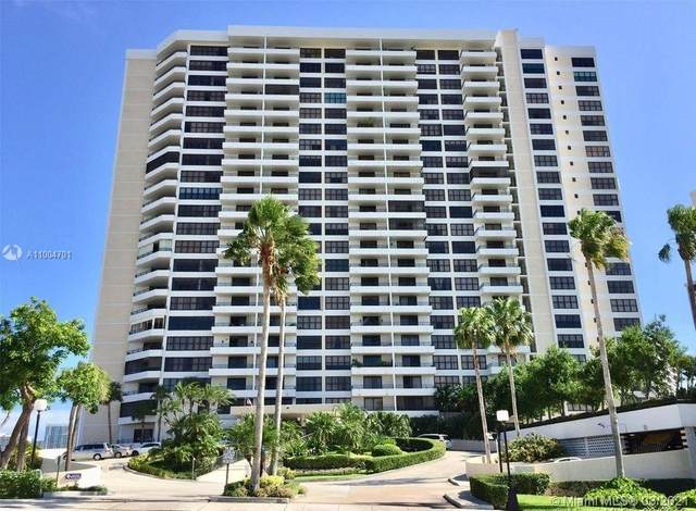 2500 Parkview Dr #305, Hallandale Beach, FL 33009 (MLS #A11004701) :: Search Broward Real Estate Team