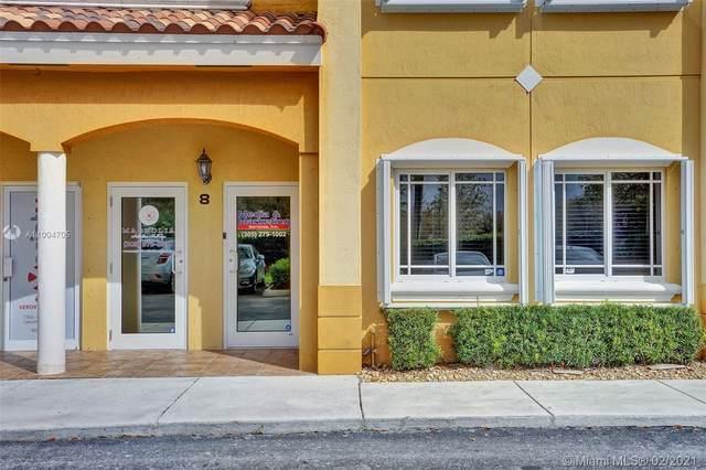12905 SW 132nd St #8, Miami, FL 33186 (MLS #A11004705) :: Carlos + Ellen