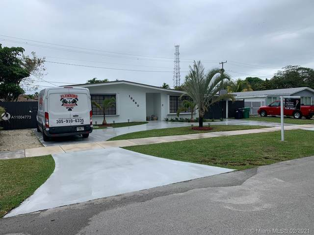 18680 Lenaire Dr, Cutler Bay, FL 33157 (MLS #A11004773) :: Douglas Elliman