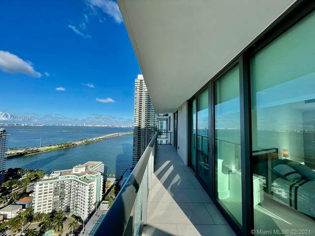 501 NE 31st St #2910, Miami, FL 33137 (MLS #A11004799) :: The Teri Arbogast Team at Keller Williams Partners SW