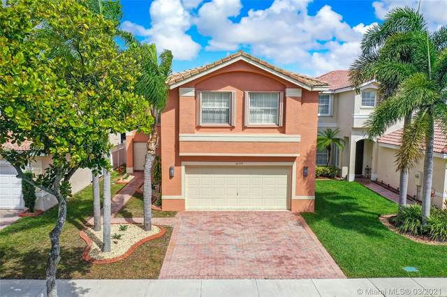 16359 SW 26th St, Miramar, FL 33027 (MLS #A11004800) :: Berkshire Hathaway HomeServices EWM Realty