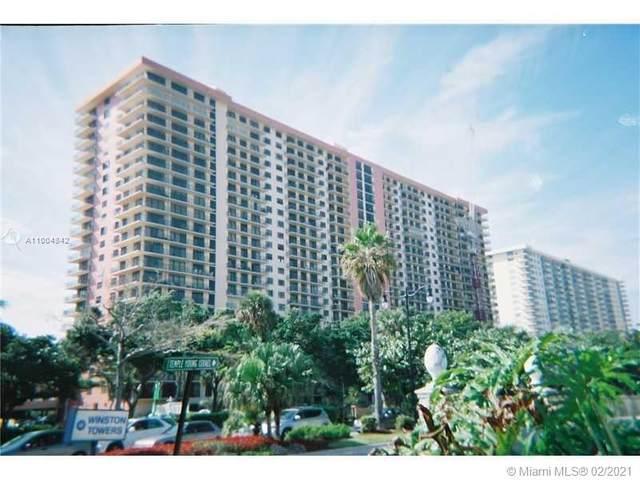210 174th St #304, Sunny Isles Beach, FL 33160 (MLS #A11004842) :: Douglas Elliman