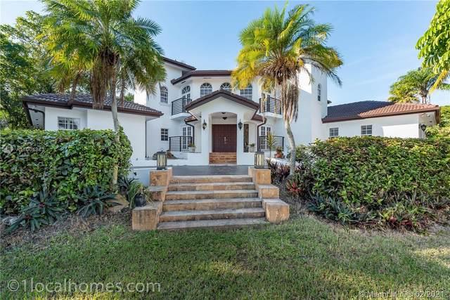 7770 SW 160th Street, Palmetto Bay, FL 33157 (MLS #A11004843) :: Berkshire Hathaway HomeServices EWM Realty