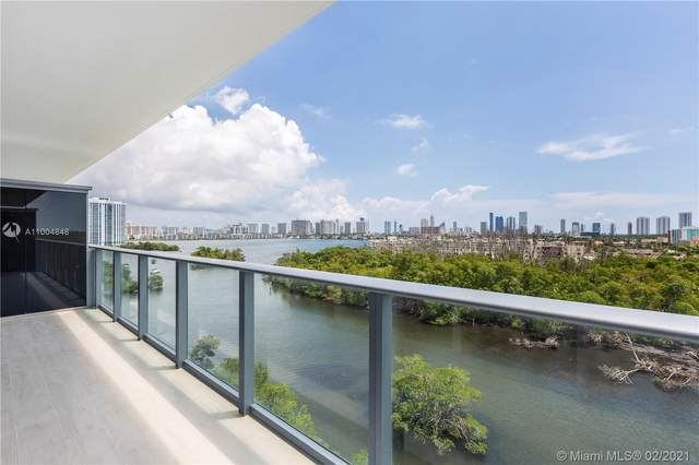 16385 Biscayne Blvd #920, North Miami Beach, FL 33160 (MLS #A11004848) :: The Teri Arbogast Team at Keller Williams Partners SW