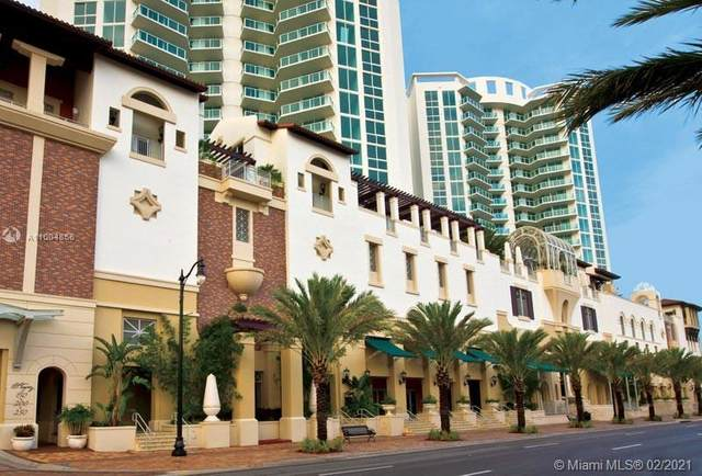 200 Sunny isles Blvd #1002, Sunny Isles Beach, FL 33160 (MLS #A11004856) :: Douglas Elliman