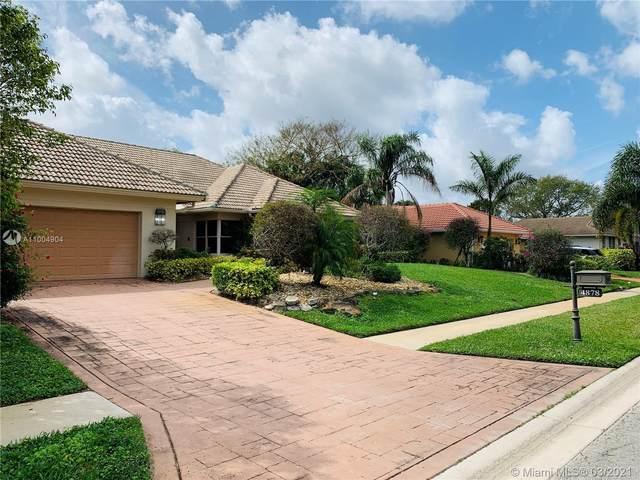4878 Tallowwood Ln, Boca Raton, FL 33487 (MLS #A11004904) :: GK Realty Group LLC