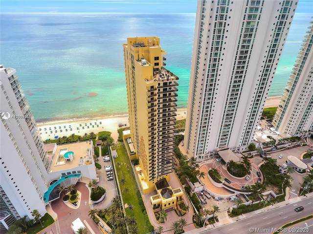 16275 Collins Ave #602, Sunny Isles Beach, FL 33160 (MLS #A11004933) :: Prestige Realty Group
