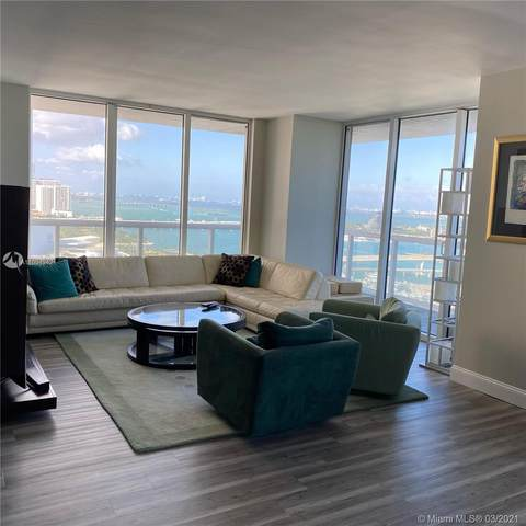 50 Biscayne Blvd #2802, Miami, FL 33132 (MLS #A11004942) :: The Riley Smith Group