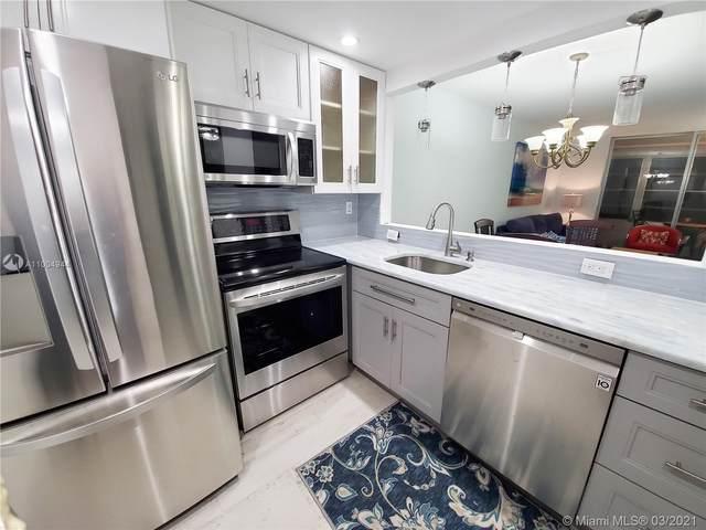 9201 Lime Bay Blvd #206, Tamarac, FL 33321 (MLS #A11004944) :: The Riley Smith Group