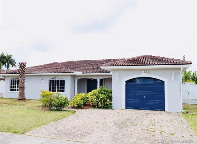 15305 SW 170th Ter, Miami, FL 33187 (MLS #A11004952) :: Berkshire Hathaway HomeServices EWM Realty