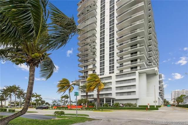 7901 Hispanola Ave #1704, North Bay Village, FL 33141 (MLS #A11004958) :: Prestige Realty Group