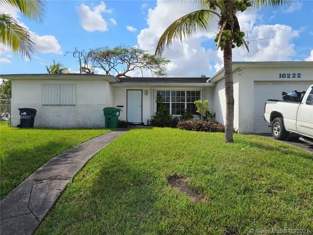 16222 SW 107th Ct, Miami, FL 33157 (MLS #A11005037) :: The Riley Smith Group
