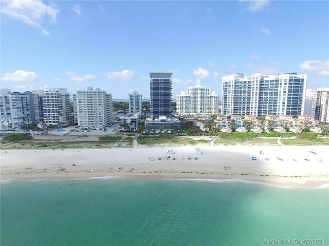 5875 Collins Ave #1908, Miami Beach, FL 33140 (MLS #A11005043) :: The Teri Arbogast Team at Keller Williams Partners SW