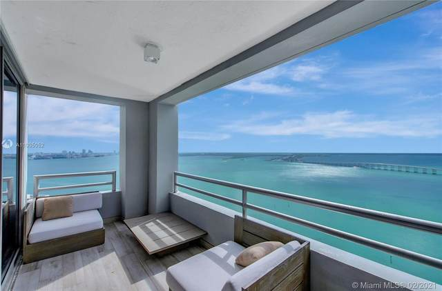 1541 Brickell Ave C3805, Miami, FL 33129 (MLS #A11005052) :: The Teri Arbogast Team at Keller Williams Partners SW