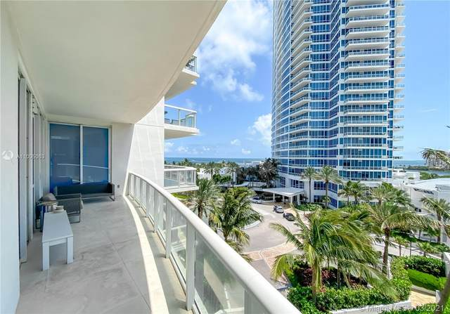 50 S Pointe Dr #804, Miami Beach, FL 33139 (MLS #A11005063) :: The Riley Smith Group