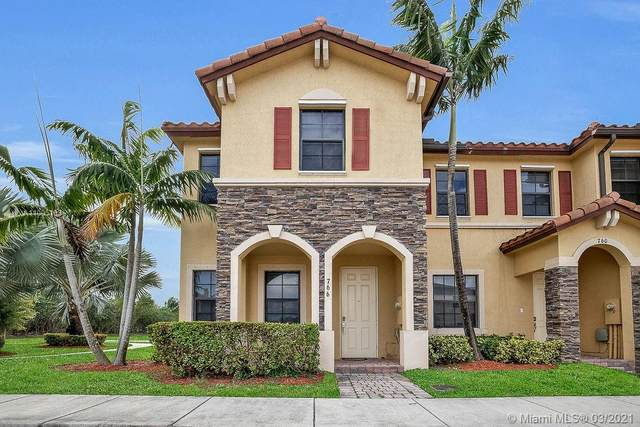 766 SE 32nd Ave #766, Homestead, FL 33033 (MLS #A11005103) :: The Riley Smith Group