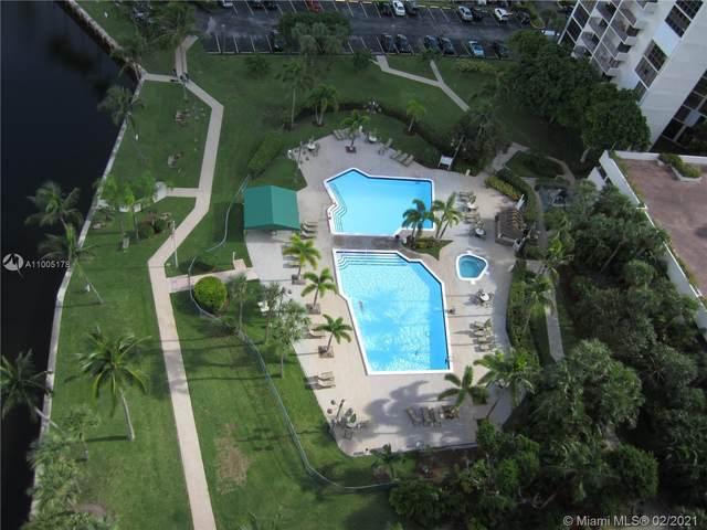 18151 NE 31st Ct #2008, Aventura, FL 33160 (MLS #A11005178) :: Green Realty Properties