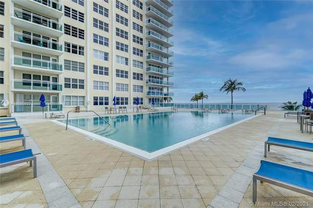 3900 Galt Ocean Dr #309, Fort Lauderdale, FL 33308 (MLS #A11005222) :: The Riley Smith Group
