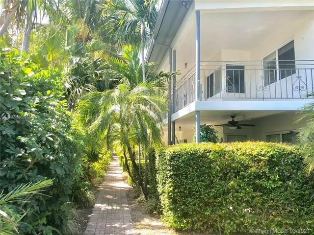 4780 Pine Tree Dr #9, Miami Beach, FL 33140 (#A11005236) :: Dalton Wade