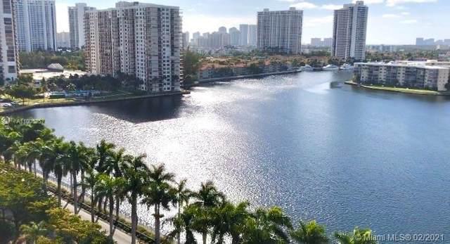 2801 NE 183rd St 1414W, Aventura, FL 33160 (MLS #A11005257) :: Green Realty Properties