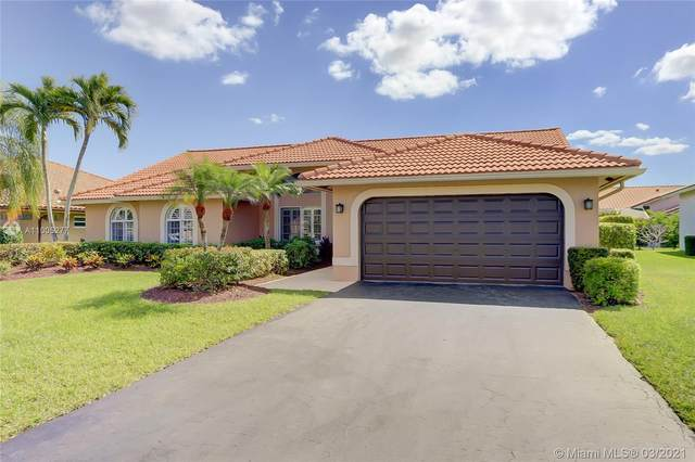 5338 NW 108th Way, Coral Springs, FL 33076 (MLS #A11005277) :: The Teri Arbogast Team at Keller Williams Partners SW