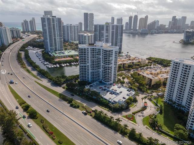 3400 NE 192nd St #1202, Aventura, FL 33180 (MLS #A11005286) :: Search Broward Real Estate Team