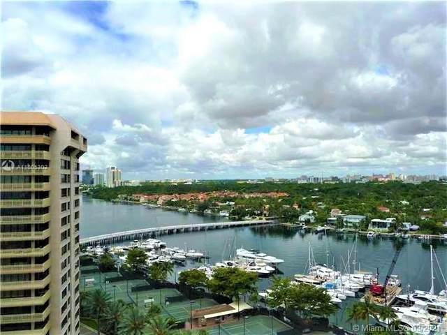 3 Grove Isle Dr C1606, Miami, FL 33133 (MLS #A11005302) :: The Riley Smith Group