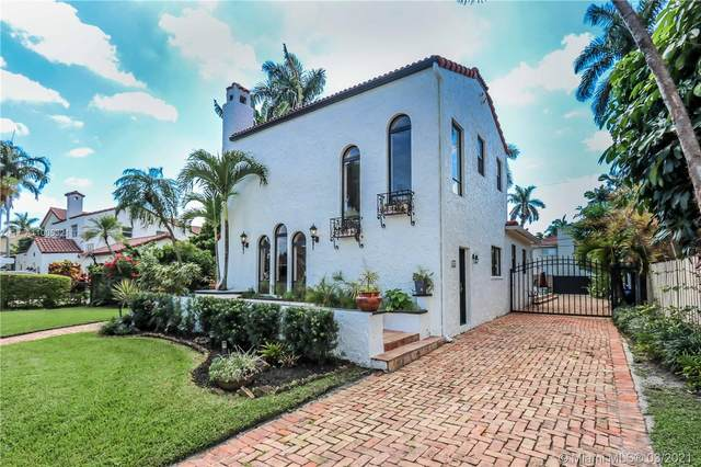 1144 Tyler St, Hollywood, FL 33019 (MLS #A11005321) :: The Riley Smith Group