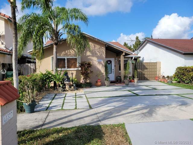 13327 SW 61st Ter, Miami, FL 33183 (MLS #A11005327) :: Berkshire Hathaway HomeServices EWM Realty
